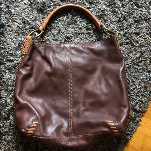 Lucky Brand hobo brown bag